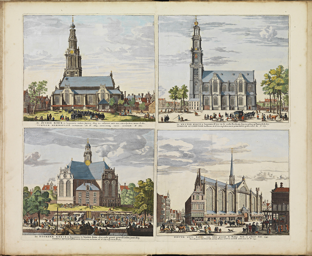 Cathedrals Netherlands