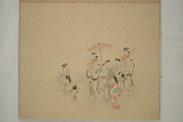 Album of Sketches