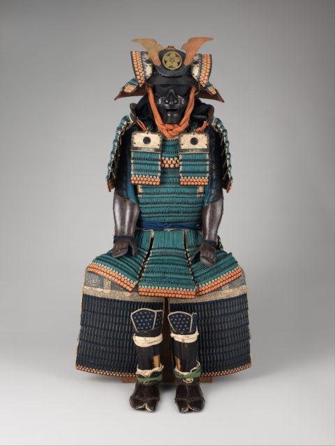 Armor (Gusoku) of the Maeda Family