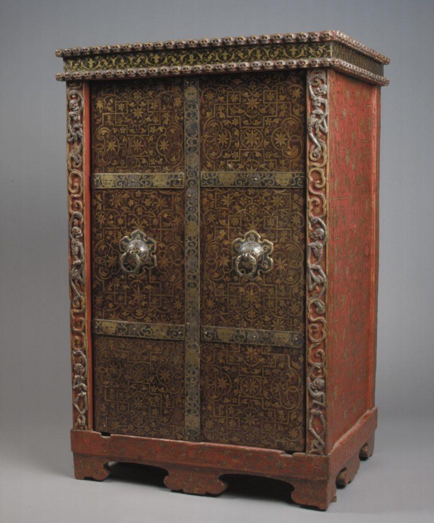 Cabinet for Ritual Utensils