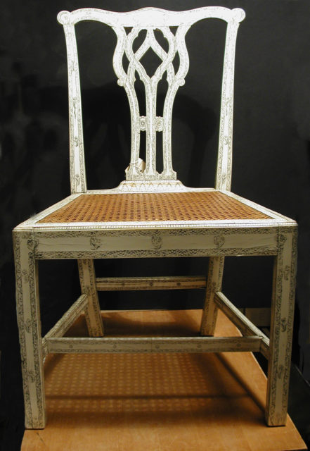 Chair (One of Set of Four)
