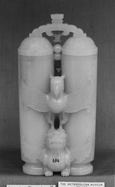 Champion vase