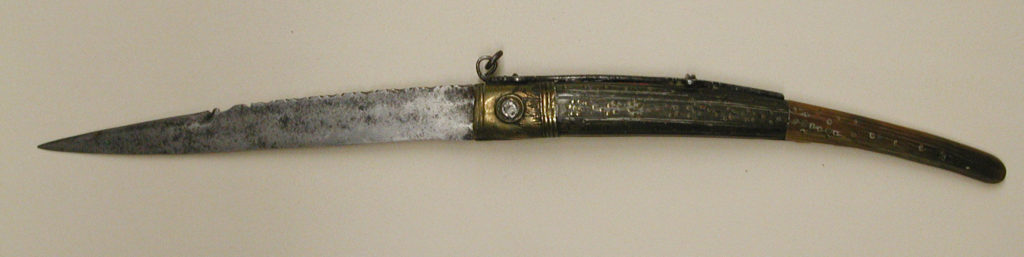 Clasp Knife