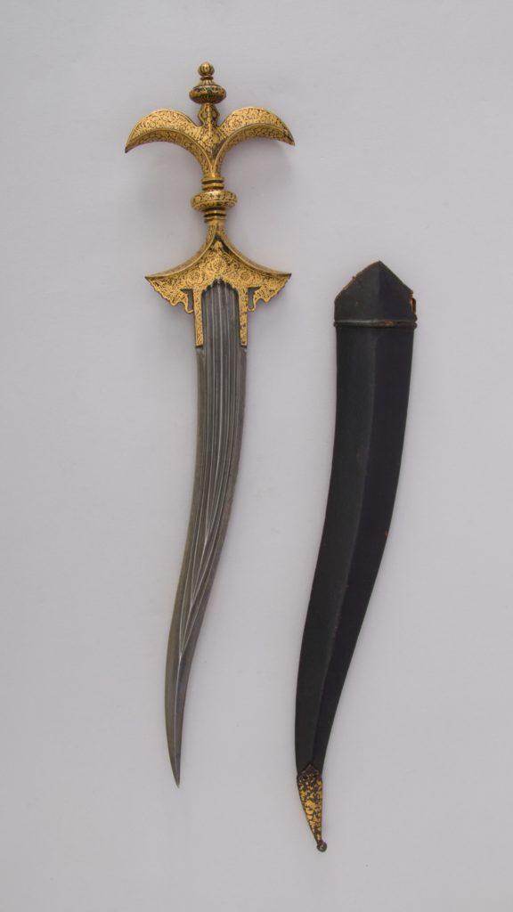 Dagger (Chilanum) with Sheath