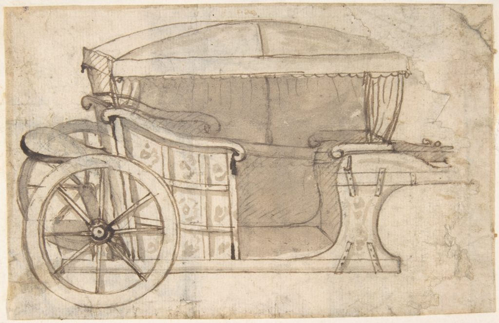 Design for a Carriage