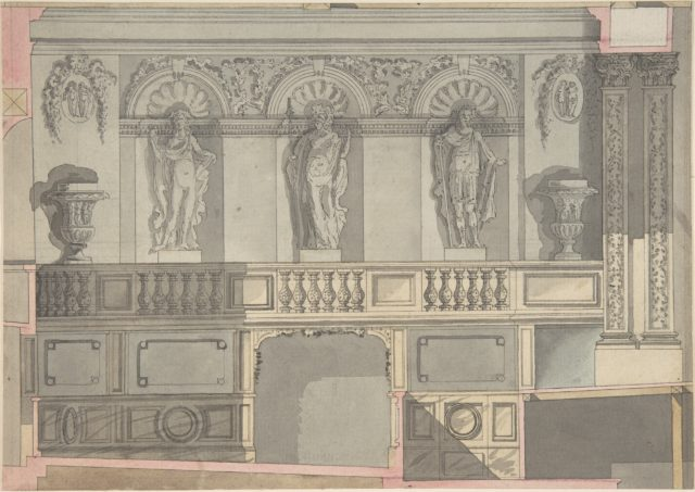 Design for a Court Theatre