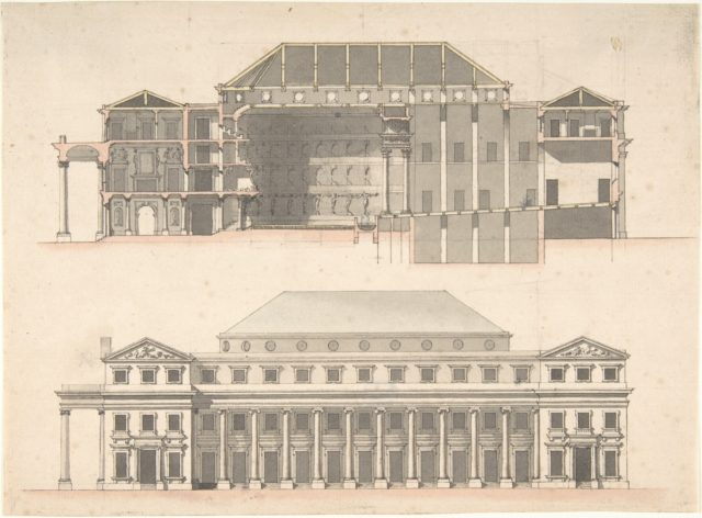 Designs for a Theatre