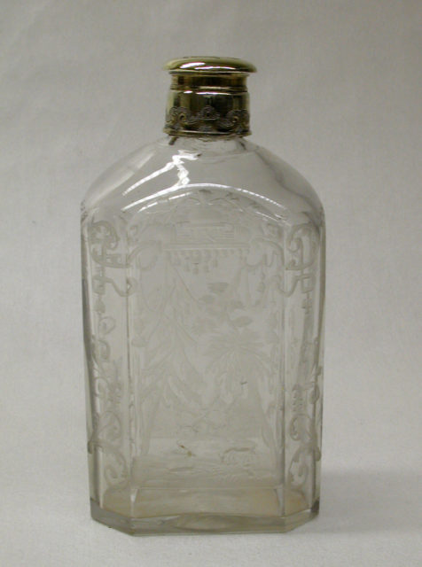 Flask (one of a pair)