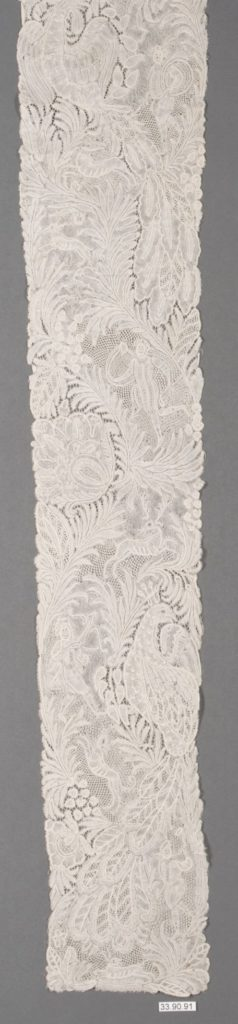 Lappet (one of a pair)