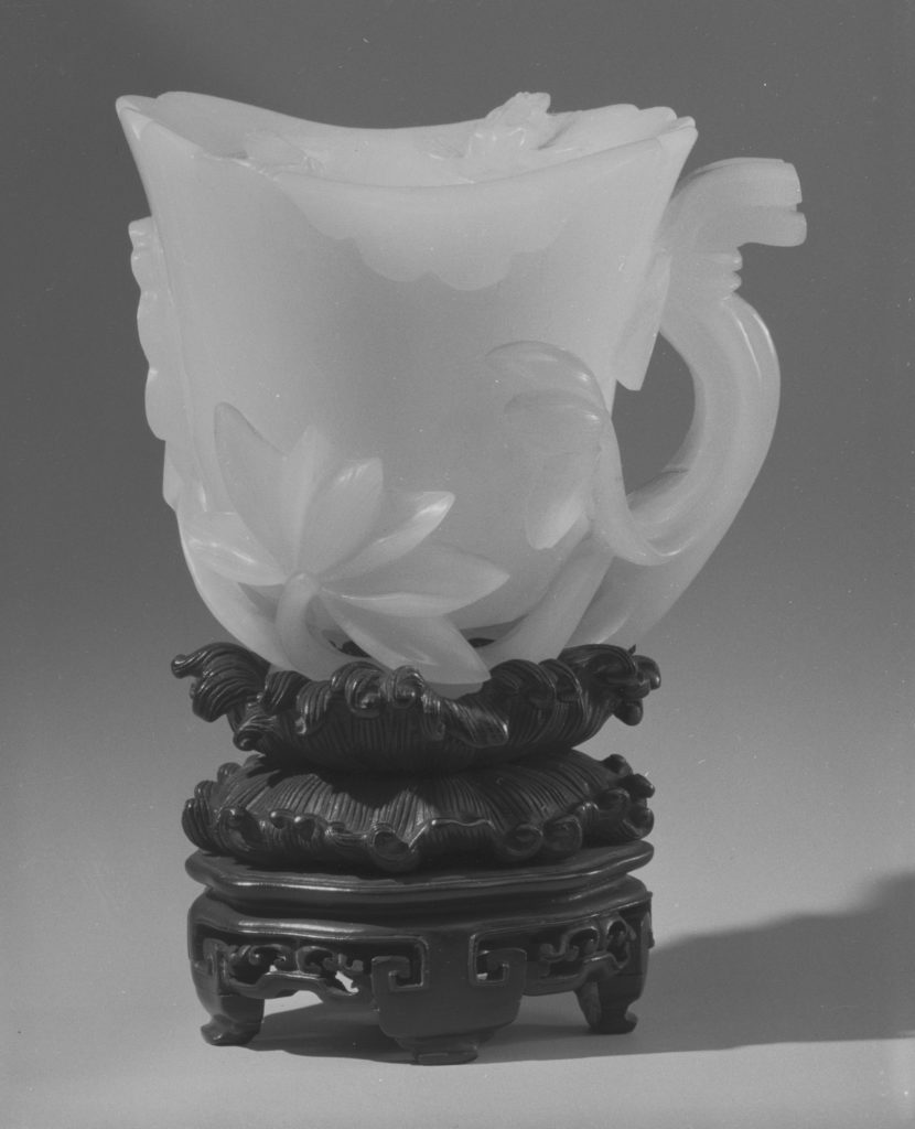 Lotus-Shaped Cup