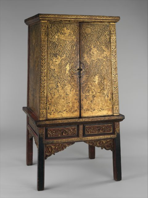 Manuscript Storage Cabinet