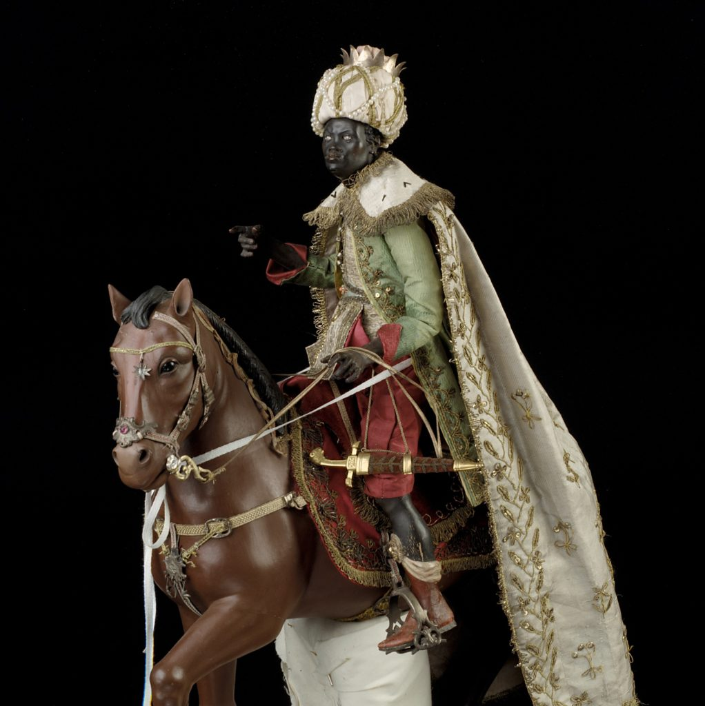 Moorish king