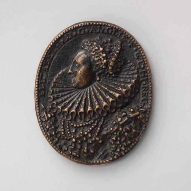 Naval Reward Medal of Elizabeth I