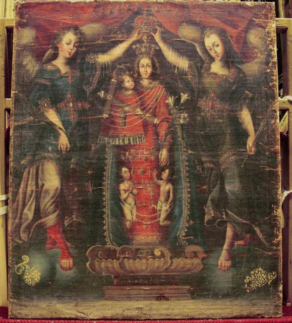 Nuestra Señora de los Desamparados (Our Lady of the Forsaken)