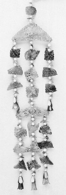 Ornament for a Headdress