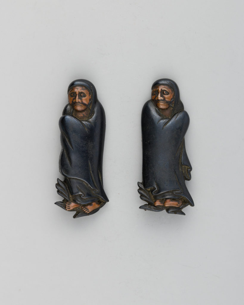 Pair of Sword-Grip Ornaments (Menuki)