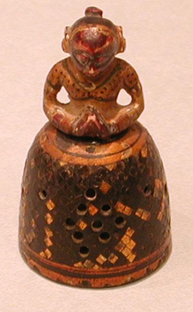 Pawn in the Form of an Indian Lady