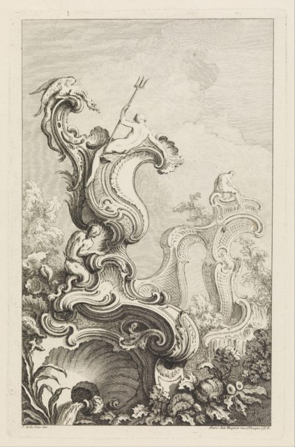 Plate from Book of Vases