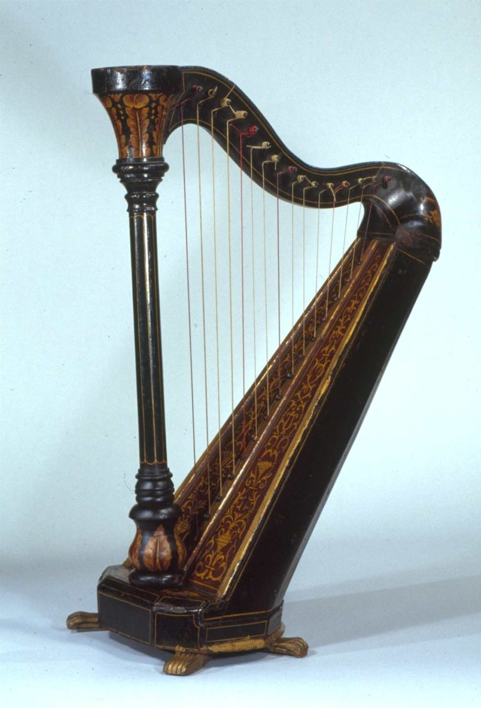 Portable Harp