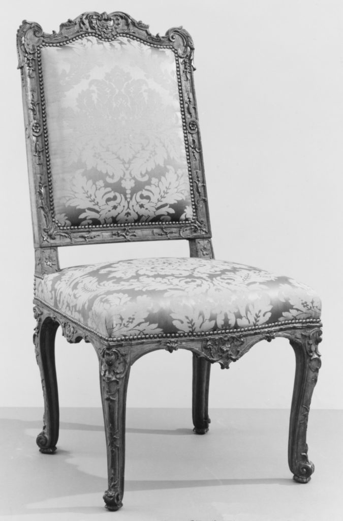 Side chair (part of a set)