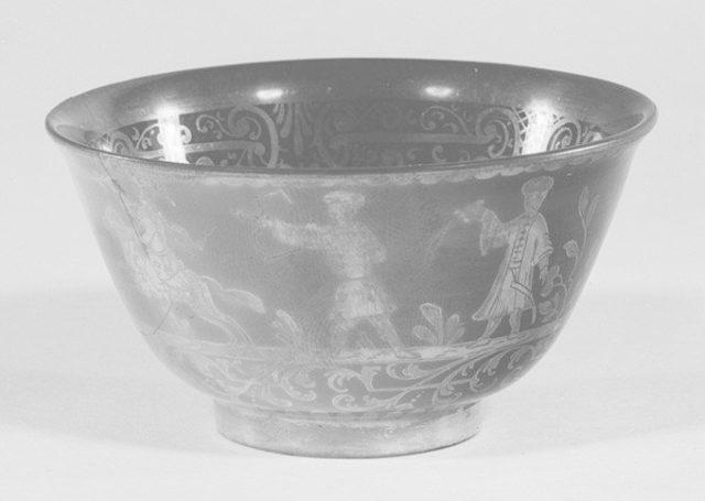 Tea bowls (set of six) (part of a set)