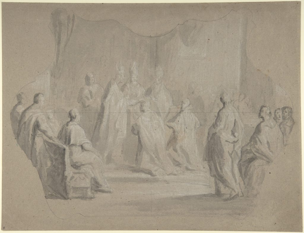 The Consecration of a Bishop