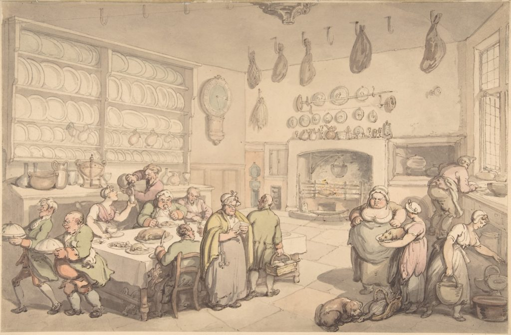 The Squire's Kitchen