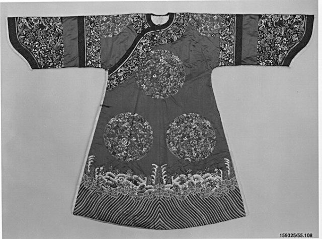 Woman's Eight Medallion Ceremonial Robe