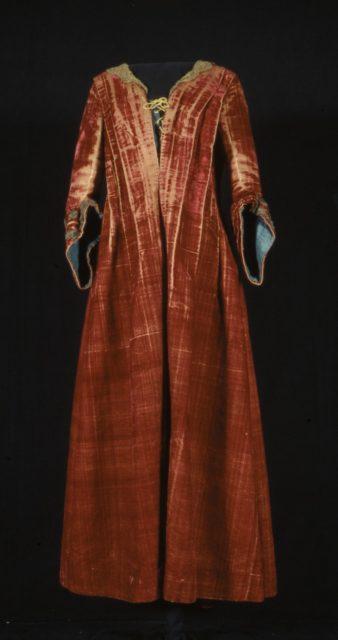 Woman's Gown (Robe á la française)