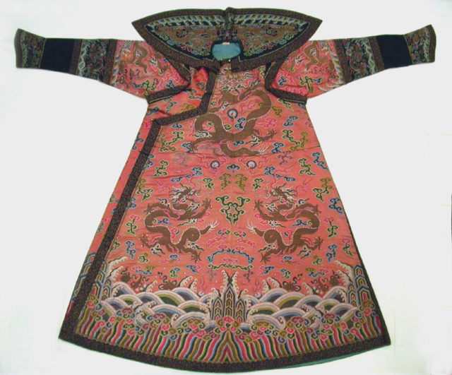 Woman's Robe of State