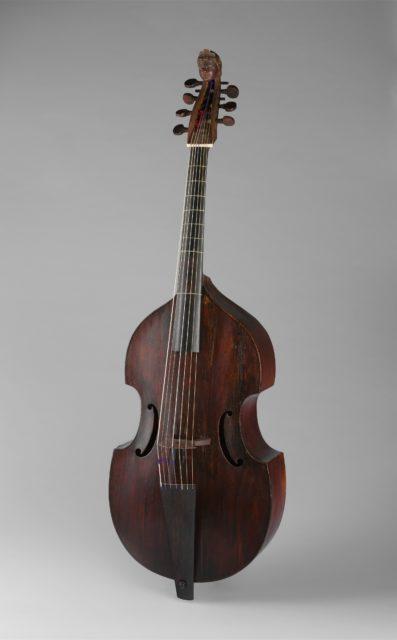 Seven String Bass Viol