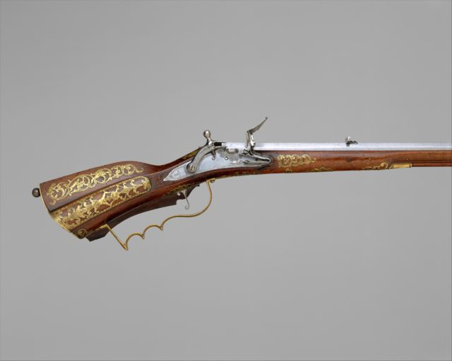 Snaphaunce Hunting Rifle