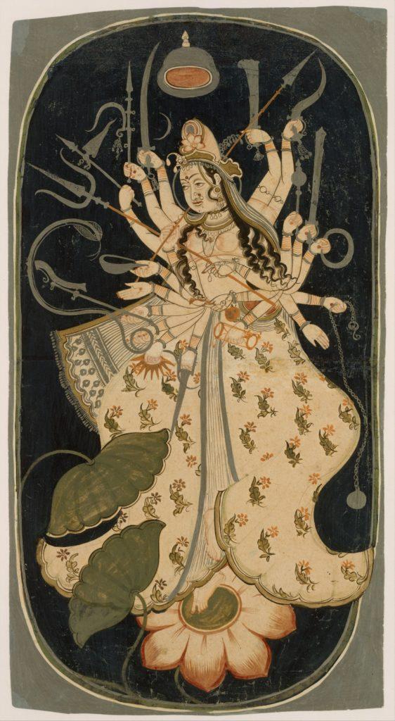 Mahadevi, the Great Goddess