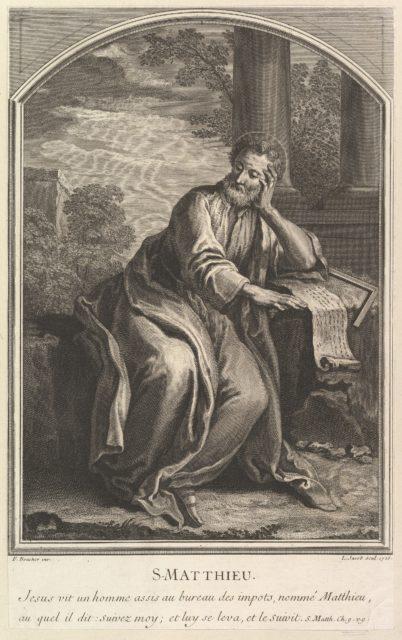 Saint Mathew