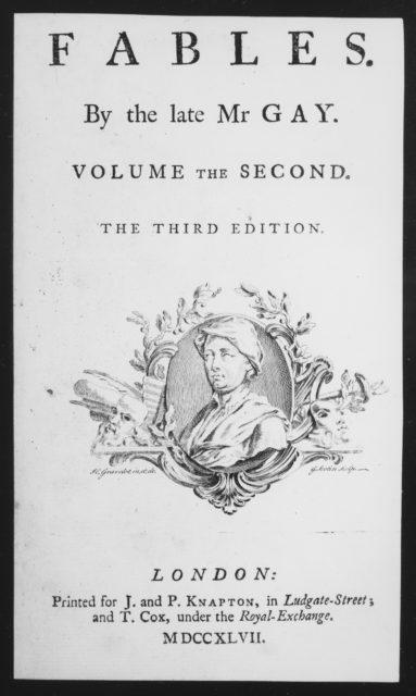 Fables, Vol. I & II