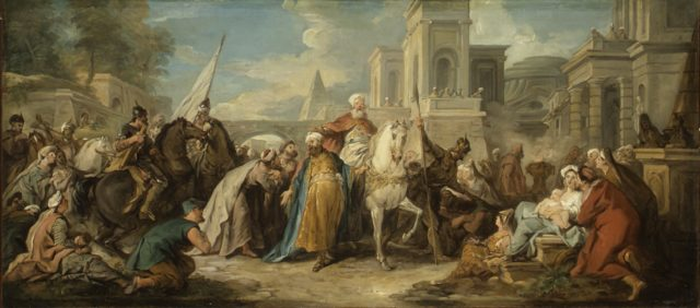 The Triumph of Mordecai