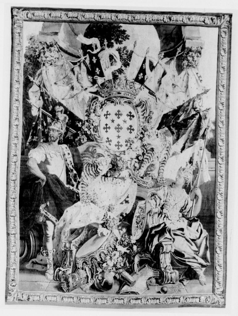 Arms of Joseph Marie, Second Duc de Boufflers