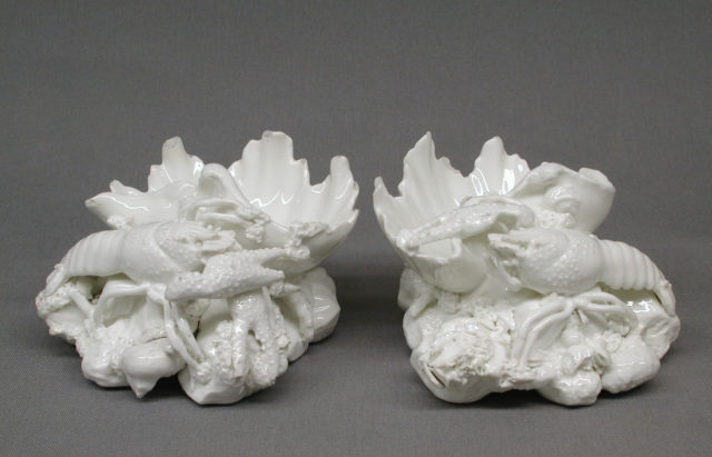 Crawfish salt (one of a pair)