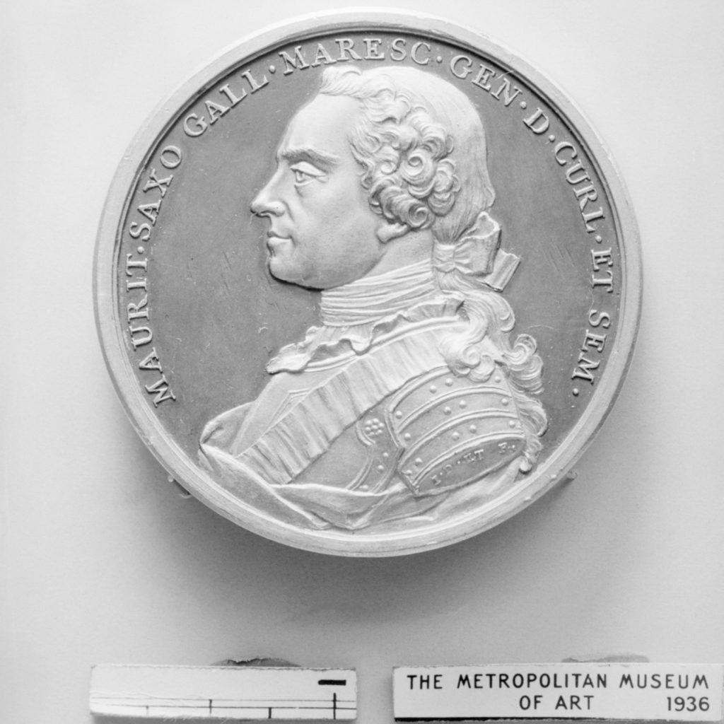 Count Maurice, Maréchal de Saxe (1696–1750)