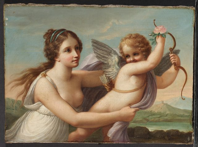 The Victory of Eros