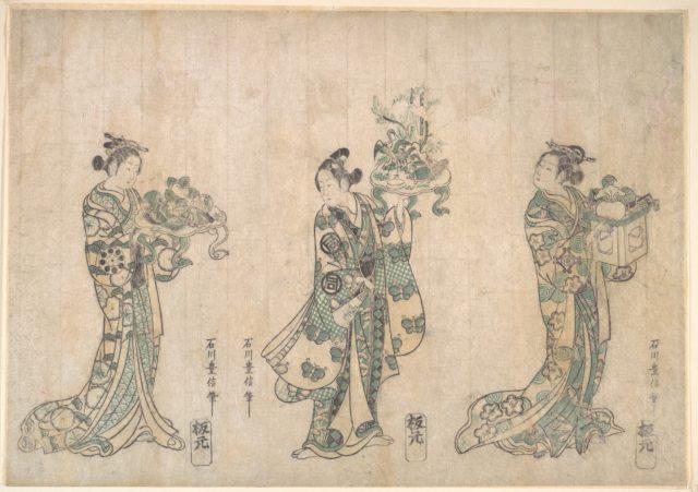 Three Actors