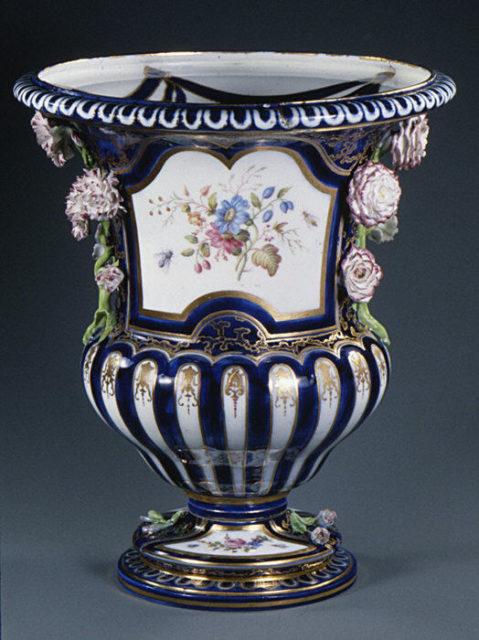 Vase (vase le boitteux)
