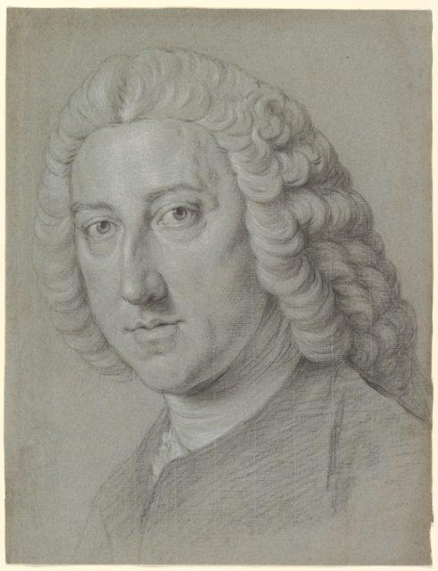 Portrait of William Pitt the Elder