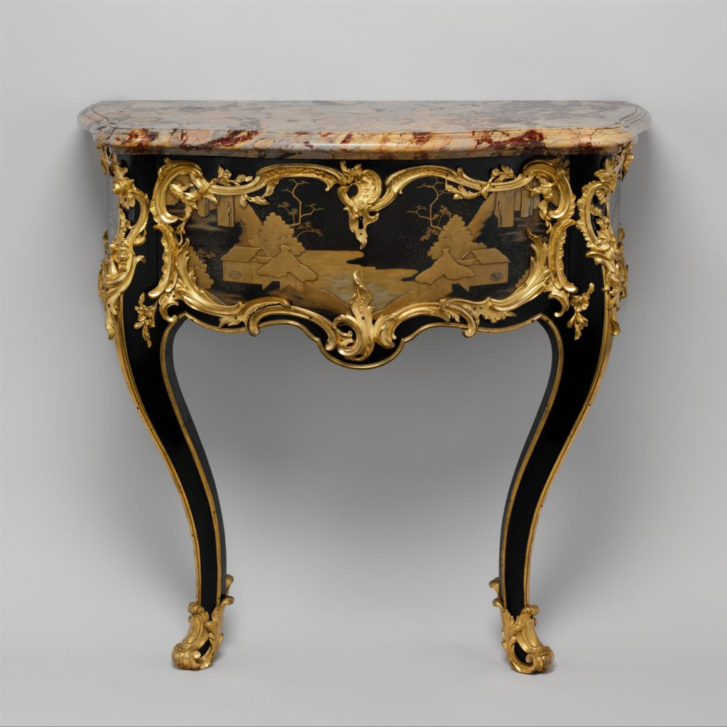 Side table (commode en console)