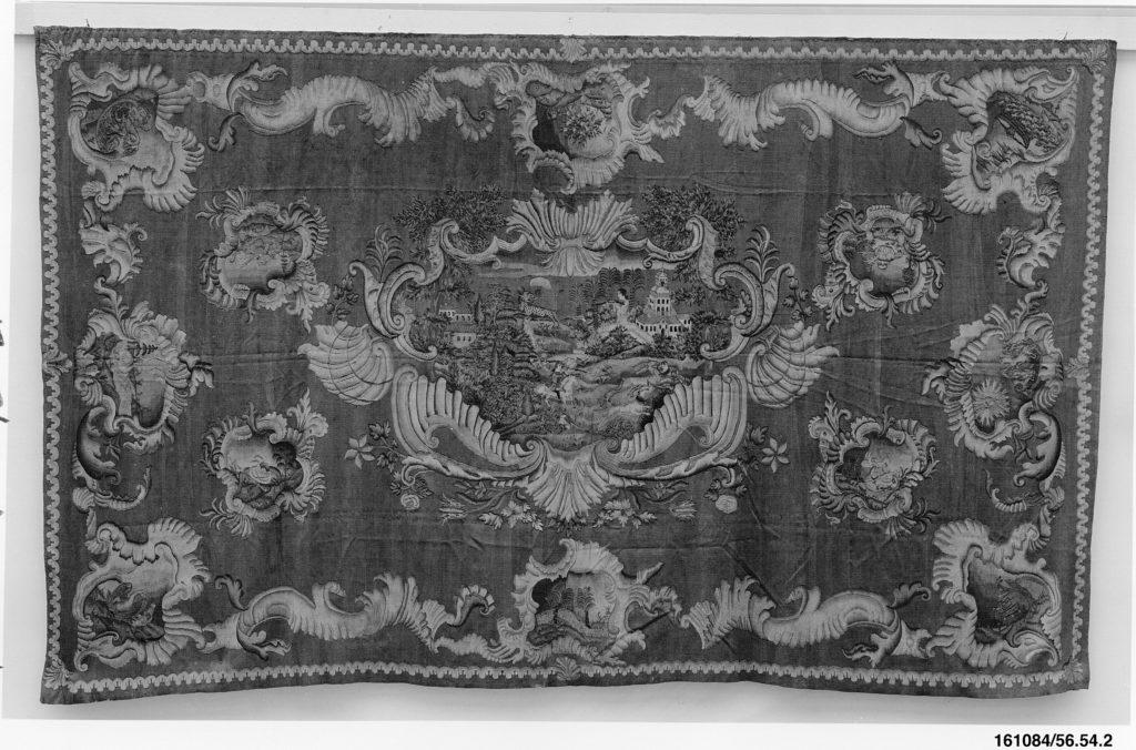 Table carpet
