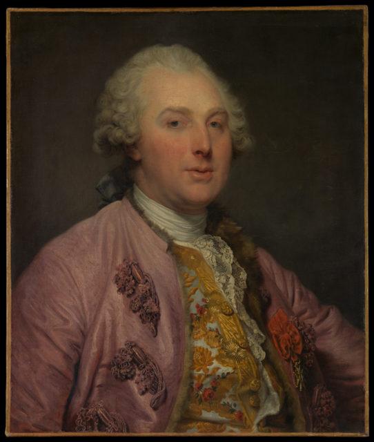 Charles Claude de Flahaut (1730–1809), Comte d'Angiviller