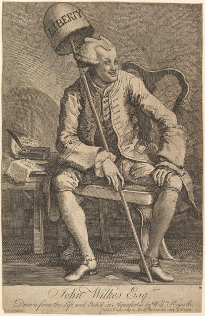 John Wilkes, Esq.