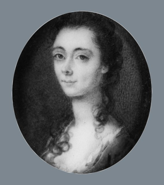 Mrs. Andrew Symmes (Lydia Gale)