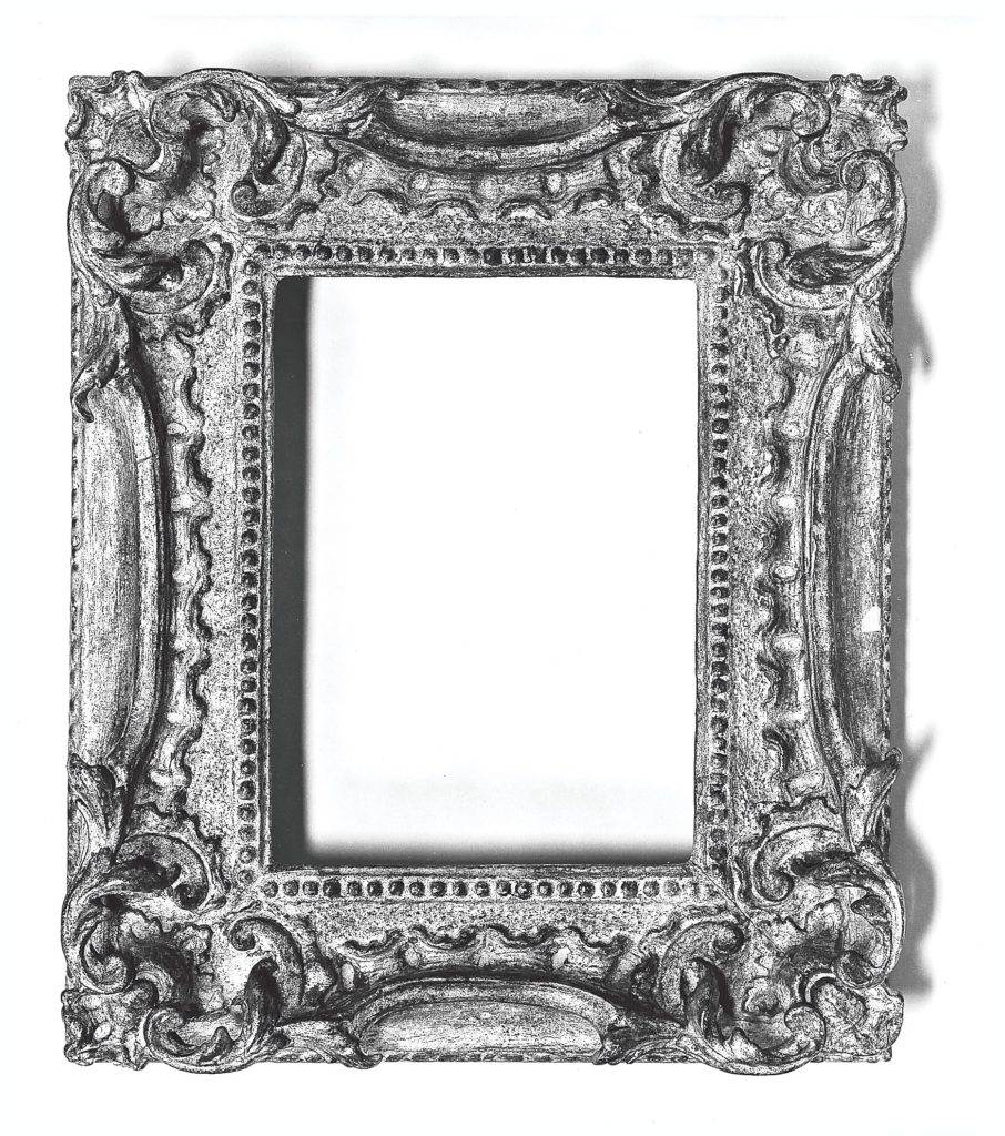 Rococo frame