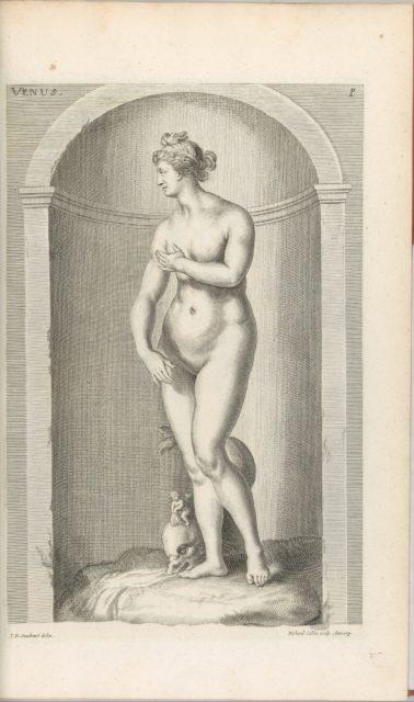 Teutsche Academie der Bau-Bildhauer-und Maler-Kunst, Volume 4